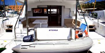 Catamaran Catana Bali 4.5 2016