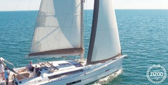 Sailboat Dufour 512 Grand Large 2016
