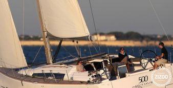 Sailboat Dufour 500 2015