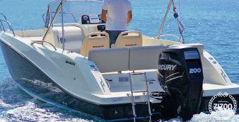 Speedboat Quicksilver Activ 675 Open 2014
