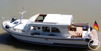 Motor boat Linssen 34.9 Sedan 2014