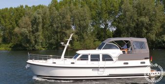 Motor boat Linssen 410 2016