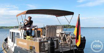 Motor boat Linssen Classic Sturdy 35 AC 1995