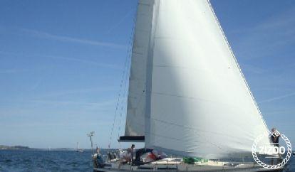 Sailboat Moody 41 (2009)