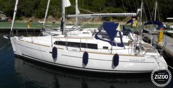Sailboat Beneteau Oceanis 34 2012