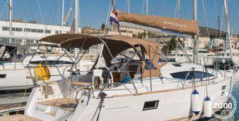 Segelboot Elan Impression 40 2016