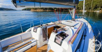 Segelboot Jeanneau Sun Odyssey 389 2017