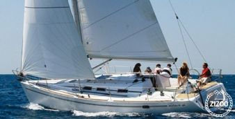 Sailboat Elan 40 2001