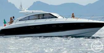 Motor boat Princess V53 2009