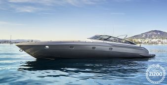 Barca a motore Baia Aqua 54 2006