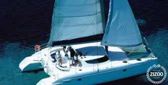 Catamarano Fountaine Pajot Lavezzi 40 2010