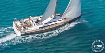 Sailboat Beneteau Oceanis 55 2013