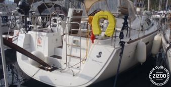 Sailboat Beneteau Oceanis 43 2010