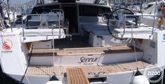 Sailboat Beneteau Sense 50 2012