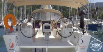 Barca a vela Dufour 410 Grand Large 2015