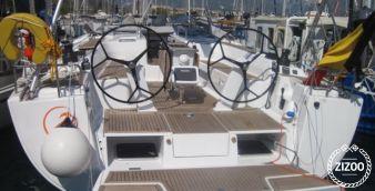 Sailboat Hanse 495 2013