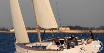 Barca a vela Dufour 500 2014
