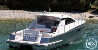 Motorboot cyrus 13.8 Hardtop 2012