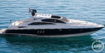 Motor boat Sunseeker Predator 72 2006