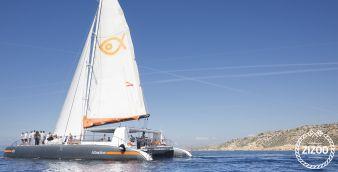 Catamaran 24m Yacht 0 2012