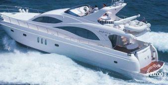 Motor boat Majesty 66 2010