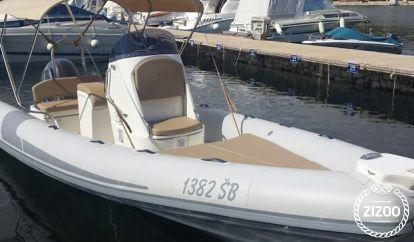 RIB Pearlsea Falkor 22 (2012)