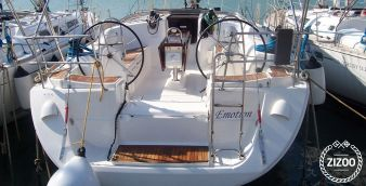 Sailboat Dufour 455 2007