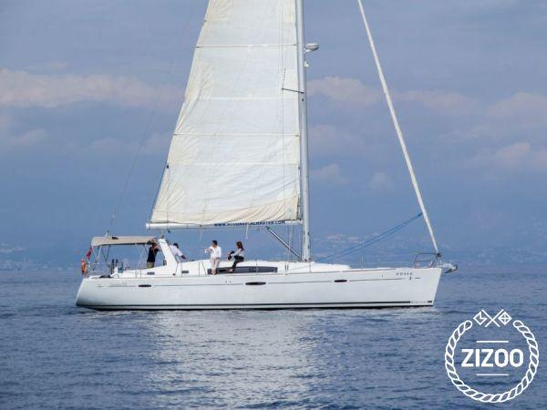 Segelboot Beneteau Oceanis 50 Family - 2012 (Umbau 2019)-2