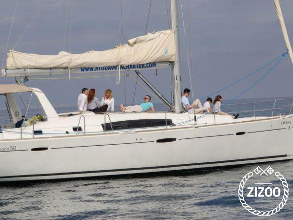 Segelboot Beneteau Oceanis 50 Family - 2012 (Umbau 2019)-0