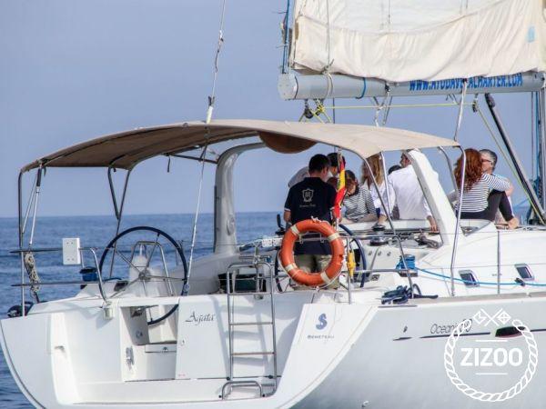 Segelboot Beneteau Oceanis 50 Family - 2012 (Umbau 2019)-3