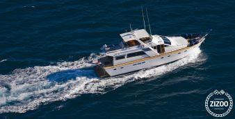 Motorboot Cantieri Navali Zarcos 56 1973