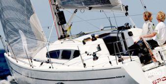 Segelboot Dehler 32 2016