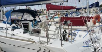 Sailboat Beneteau First 40 2011