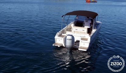 Speedboot Atlantic Marine 730 Sun Cruiser (2015)