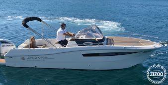 Motor boat Atlantic 730 Sun Cruiser 2016