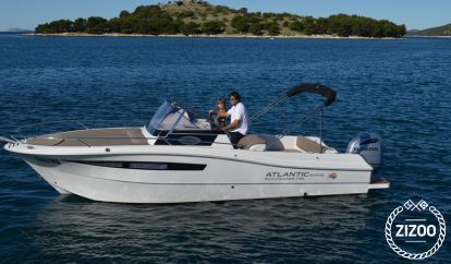 Speedboot Atlantic Marine 730 Sun Cruiser (2016)