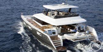 Motor Catamaran Lagoon 630 MY 2016