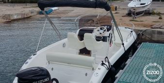 Motoscafo Fisher 20 Sun Deck 2015