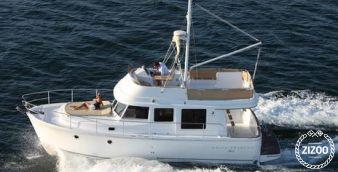 Motorboot Trawler 34 2017