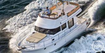 Motor boat Trawler 34 (2017)