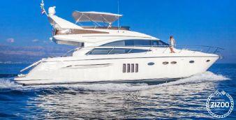 Motor boat Princess 65 Fly 2010