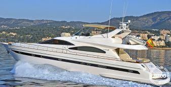 Speedboat Astondoa 72 Glx Flybridge 2000