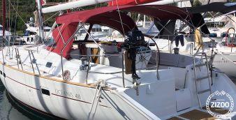 Sailboat Beneteau Oceanis 411 2001