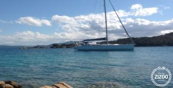 Barca a vela Dufour 455 2008