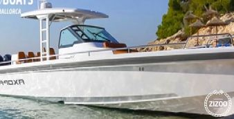 Barca a motore Axopar 37 2016