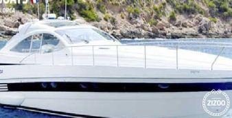 Barca a motore Pershing 54 2000