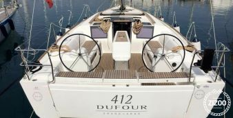 Segelboot Dufour 412 Grand Large 2017