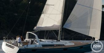 Sailboat Beneteau Oceanis 48 2017