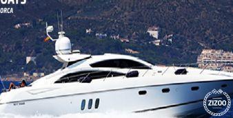 Motor boat Sunseeker Predator 72 2008