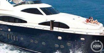 Motorboot Astondoa 102 GLX 2006